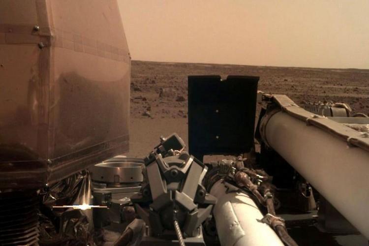 Missão japonesa fará imagens em 8K de Marte e de suas duas luas (Foto: )