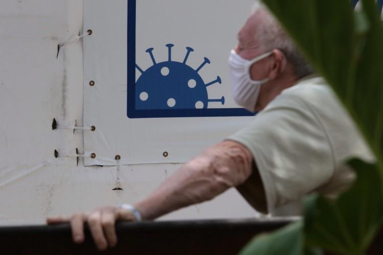 Na Capital, 47% do total de óbitos aconteceram na faixa etária de 60 a 79 anos (Foto: Fabio Lima)