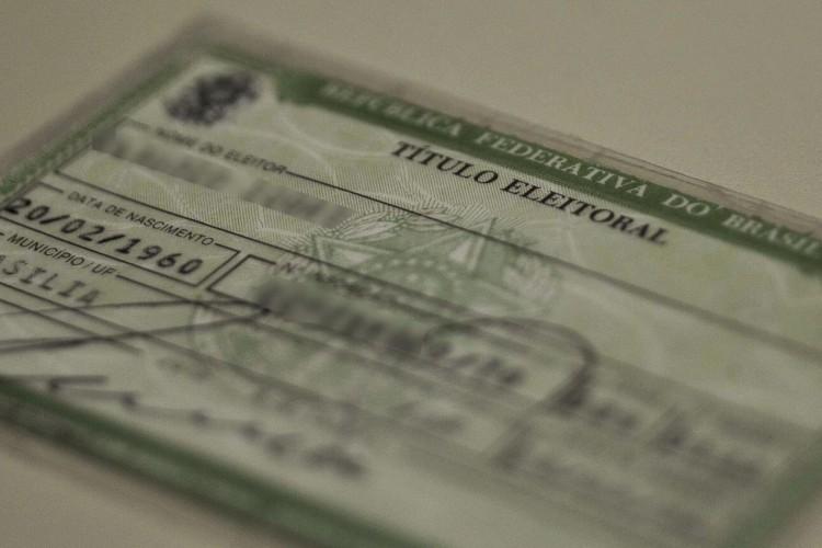 Eleitores com título cancelados devem, primeiramente, quitar multas com Justiça Eleitoral. (Foto: Arquivo/Marcello Casal JR./Agência Brasil)