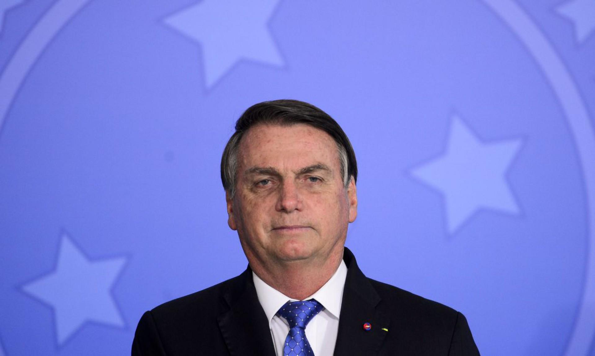 Presidente Jair Bolsonaro (Foto: Marcelo Camargo/Agência Brasil)
