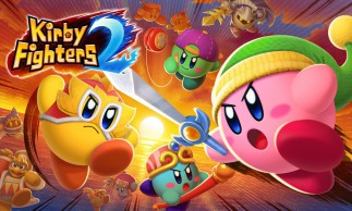 Kirby Fighters 2, da Nintendo, para o Switch