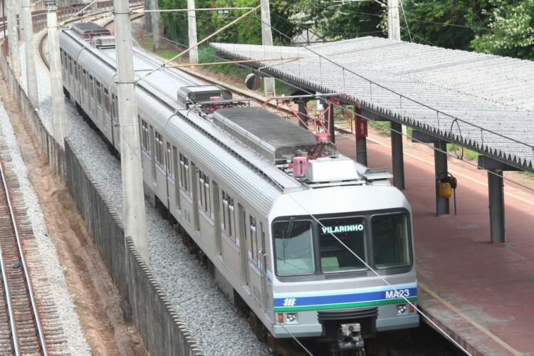 Metrô da Região Metropolitana de Belo Horizonte Metrô da Região Metropolitana de Belo Horizonte (Foto: CMBH / Sup.Com.Institucional)