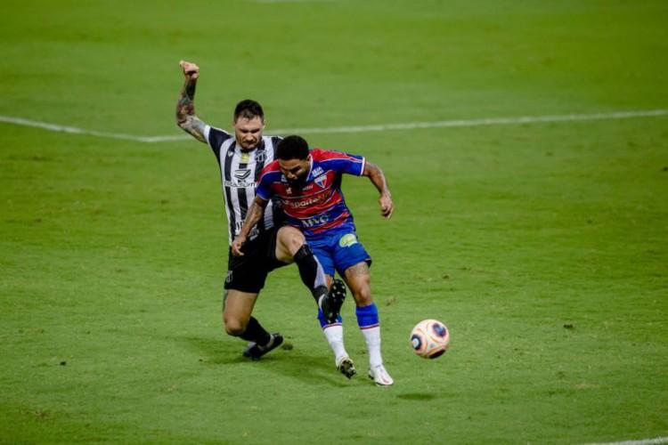 Fortaleza e Ceará se enfrentam hoje pela final do Campeonato Cearense 2020. Confira onde assistir ao vivo ao jogo e a provável escalação de cada time (Foto: Aurelio Alves)