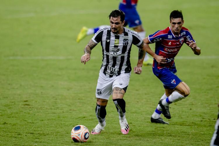 Ceará e Fortaleza disputarão muitas competições na temporada 2021 (Foto: Aurelio Alves)