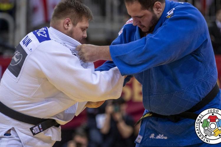 Judô brasileiro volta a competir sexta-feira em Grand Slam, na Hungria (Foto: )