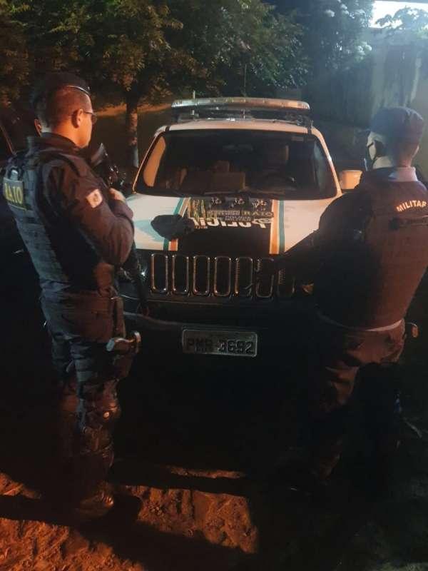 Ação em Guaramiranga resulta na apreensão de armas e prisões
