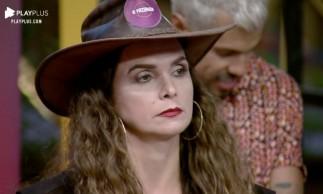 Parcial da enquete A Fazenda 2020: Luiza Ambiel aparece com menos votos em  roça com Mc Mirella e Mateus Carrieri