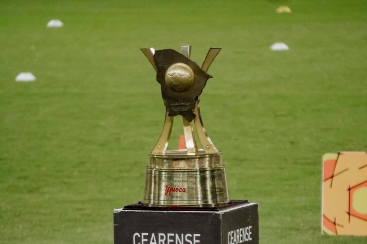 Campeonato Cearense será retomado após período de paralisação  (Foto: JÚLIO CAESAR)