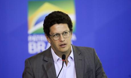 Ricardo Salles deixa o Ministério do Meio Ambiente