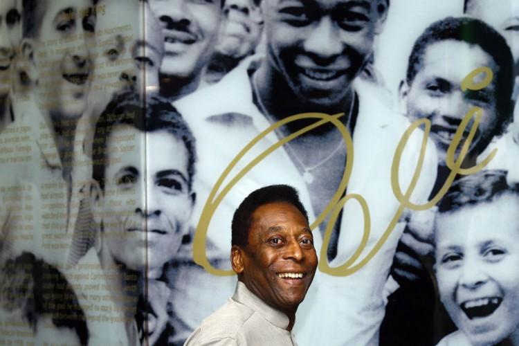 """Pelé representou """"o talento absoluto do futebol brasileiro"""" (Foto: )"""