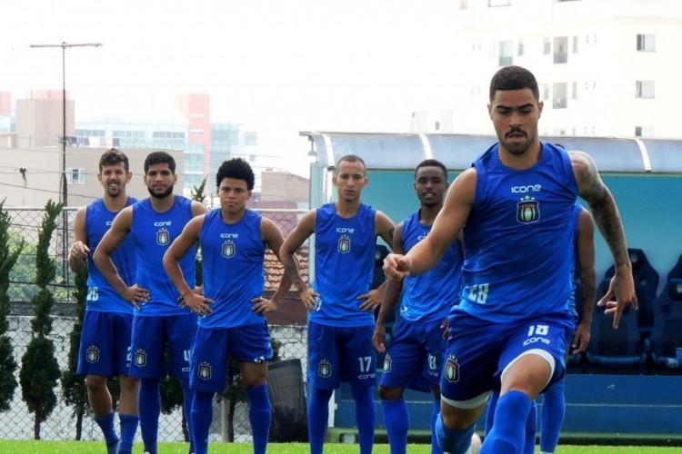 Série D: jogadores do São Caetano ameaçam não entrar em campo (Foto: )