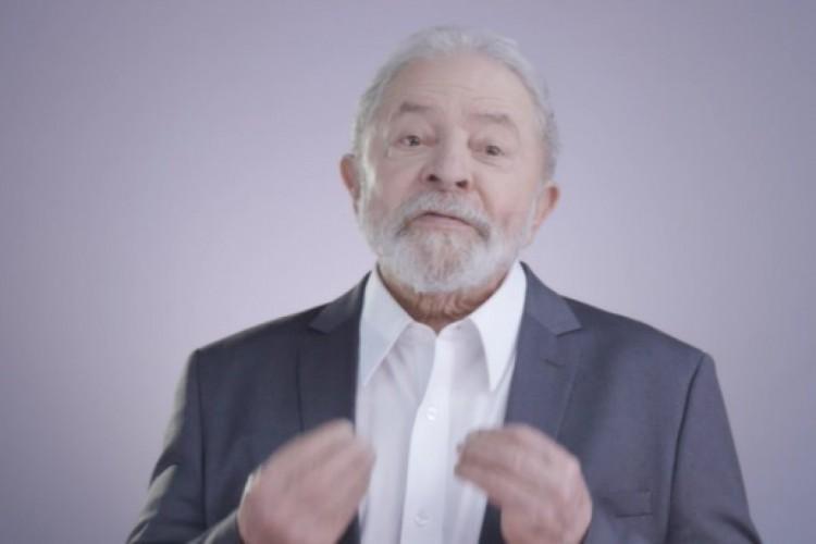 """""""O mundo respira aliviado com a vitória de Biden"""", escreveu Lula. (Foto: REPRODUÇÃO)"""