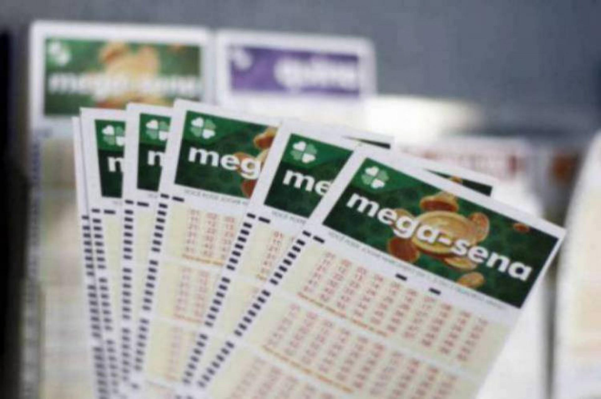Loterias da Caixa Econômica Federal (Foto: Deísa Garcêz)