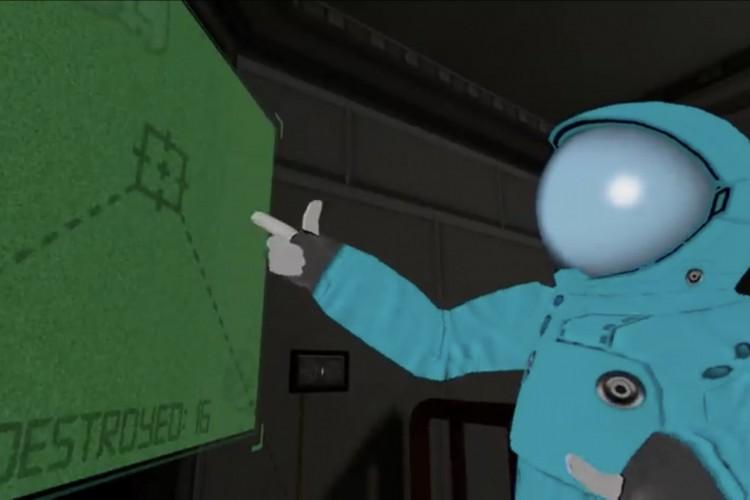 Among Us é um jogo de trabalho em equipe e se passa dentro de uma nave espacial (Foto: Reprodução/ YouTube)