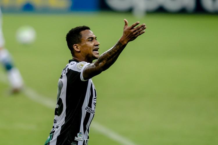 Eduardo rescindiu com Ceará para acertar com o América-MG, mas o Vovô manterá cautela na reposição (Foto: Aurelio Alves)