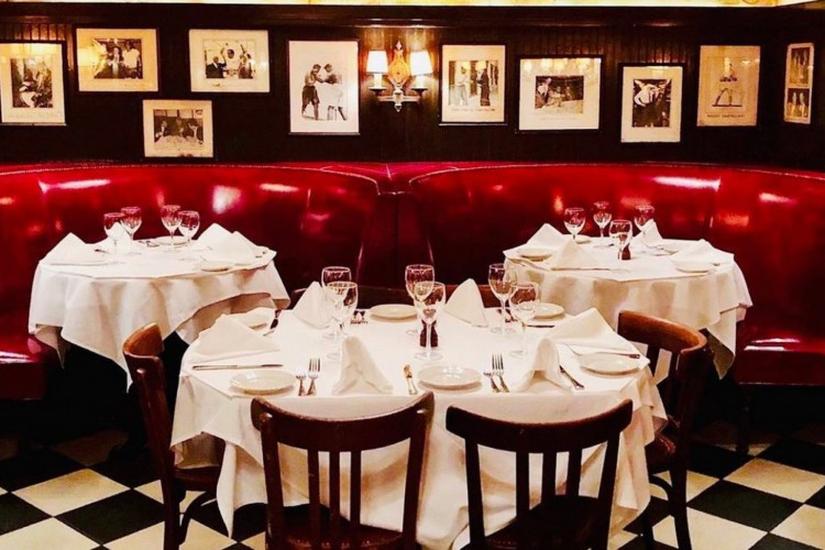 Relato foi compartilhado pelo dono do restaurante, Keith McNally, no Instagram na última quinta-feira, 22. (Foto: Reprodução/ Instagram )