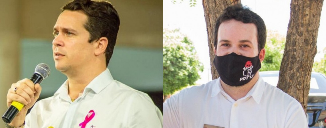 Candidatos em Barbalha/Ce (Foto: Reprodução/Facebook)