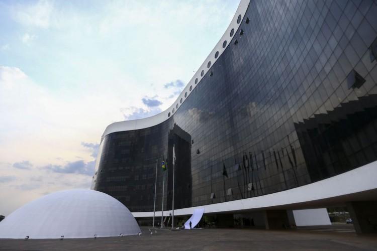 Edifício sede do Tribunal Superior Eleitoral (TSE). (Foto: Marcelo Camargo/Agência Brasil)
