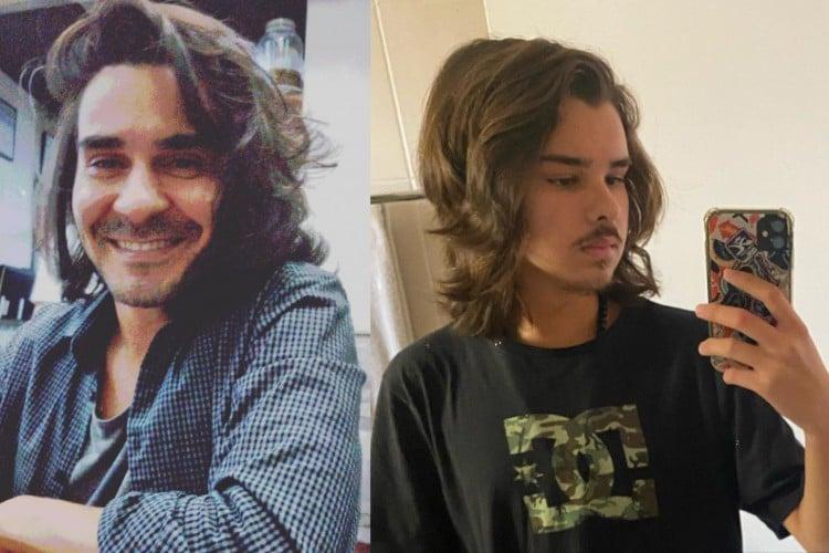 Pedro Arthur tem 18 anos e é filho de André Gonçalves e Myrian Rios (Foto: REPRODUÇÃO/INSTAGRAM)