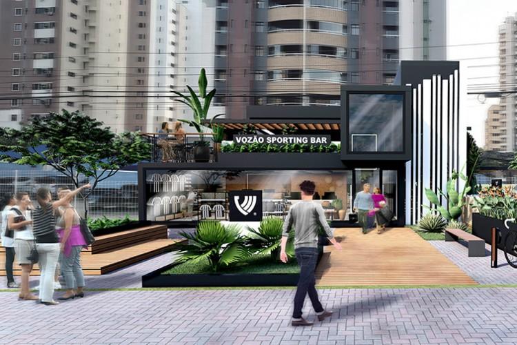 Loja será localizada na Avenida Dom Luís  (Foto: Divulgação/Cearasc.com)