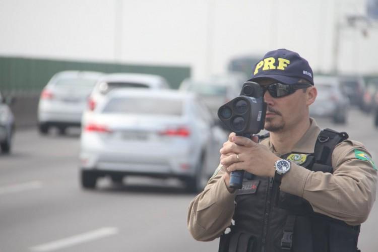 Operações da Polícia Rodoviária Federal (Divulgação/PRF) (Foto: Divulgação/PRF)