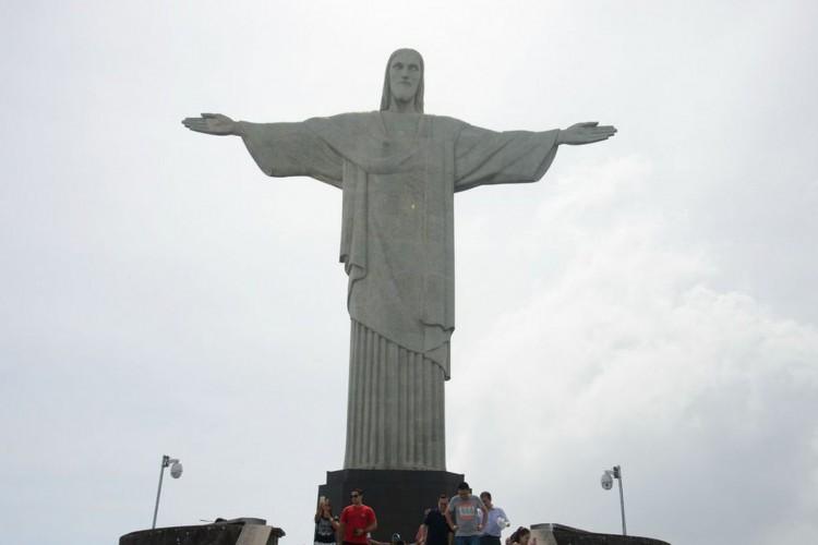 Rio de Janeiro - A cidade do Rio de Janeiro recebe hoje o título de paisagem cultural urbana declarada Patrimônio Mundial, conferido de forma inédita pela Unesco (Tomaz Silva/Agência Brasil) (Foto: Tomaz Silva/Agência Brasil)