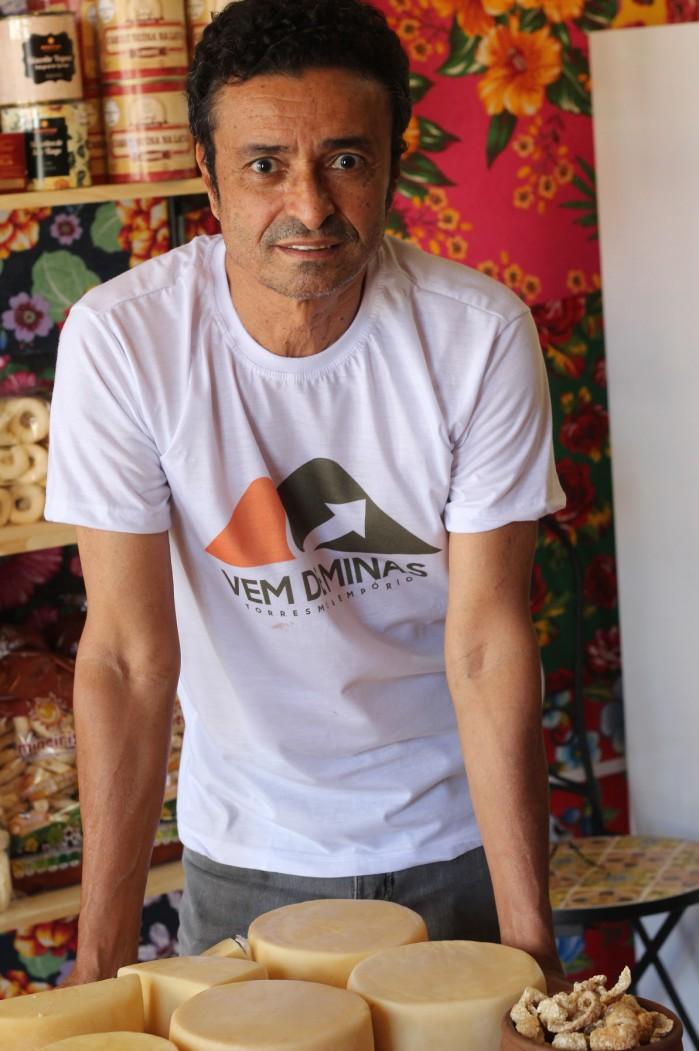 Marcos Antônio Queiroga  (Foto: Deisa Garcêz/Especial para O Povo)