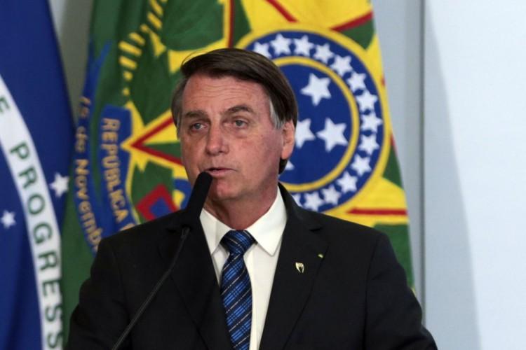 Presidente Jair Bolsonaro (Foto: Valter Campanato/Agência Brasil)