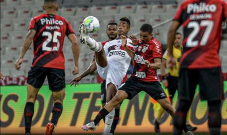 Flamengo x Athletico-PR pela Copa do Brasil 2021 é um dos destaques dos jogos de hoje, 27.
