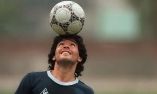 Diego Armando Maradona completou 60 anos no dia 30 de outubro de 2020