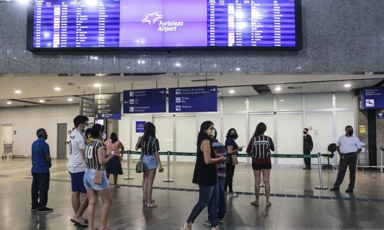 Aeroporto de Fortaleza é administrado pela Fraport Fortaleza