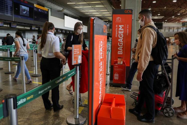 Aeroportos esperam aumento do movimento no feriado de Finados (Foto: )