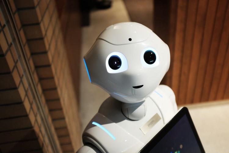 De acordo com o professor da UFC Guilherme Barreto, robôs serão muito utilizados nos setores de saúde e educação (Foto: Alex Knight/Unsplash)