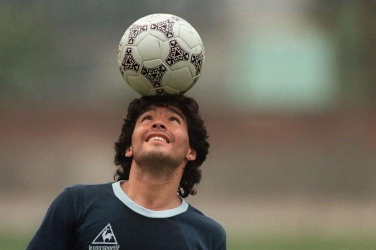 Diego Armando Maradona completou 60 anos no dia 30 de outubro de 2020 (Foto: AFP)