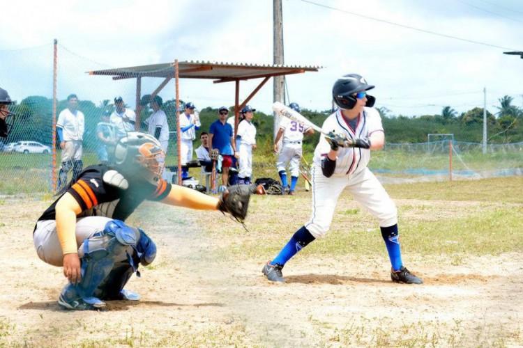 Fortaleza Beisebol busca primeiro título na modalidade (Foto: FortalezaEC/Divulgação)