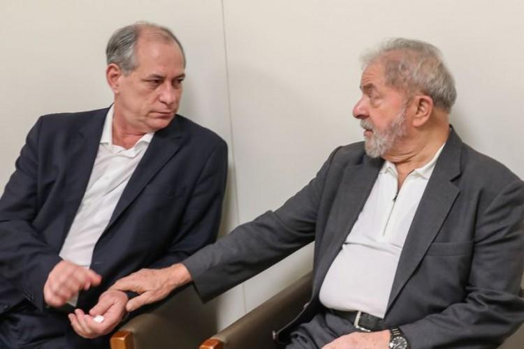 Candidato à prefeitura de SP pelo PT disse que ficou surpreso com o encontro, e classificou a o posicionamento de Ciro como