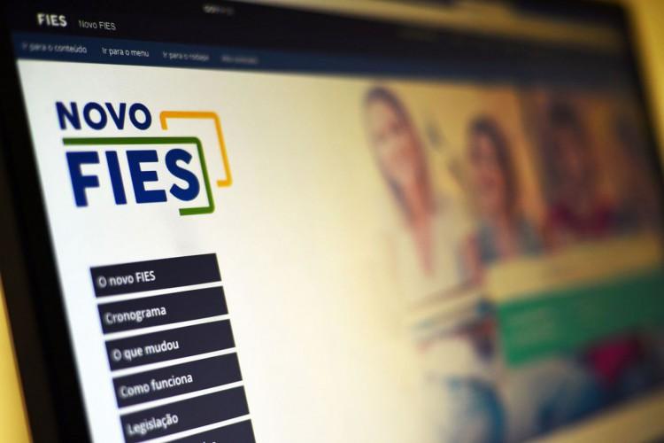Fies: inscrição para não matriculado pode ser feita até terça-feira (Foto: )
