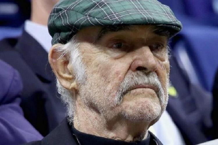 Sean Connery terá cerimônia privada da família para as despedidas (Foto: Arquivo/AFP)