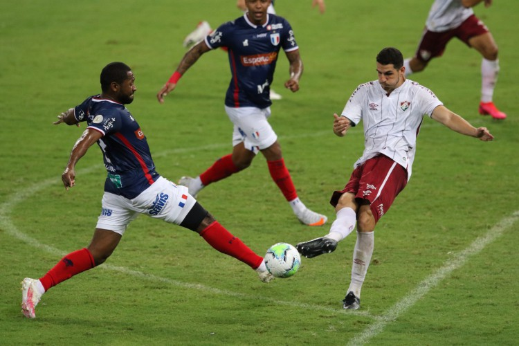 Fortaleza e Fluminense já duelaram dez vezes no Brasileirão por pontos corridos (Foto: FABIO LIMA)