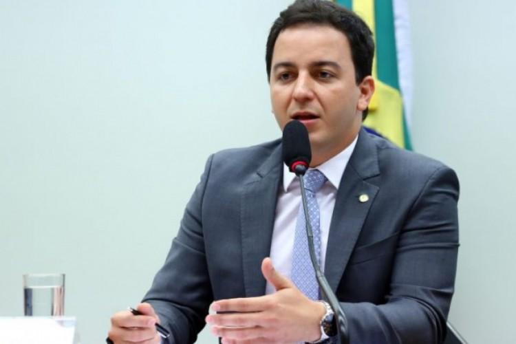 Célio Studart preside o PV de Fortaleza (Foto: CÂMARA FEDERAL)