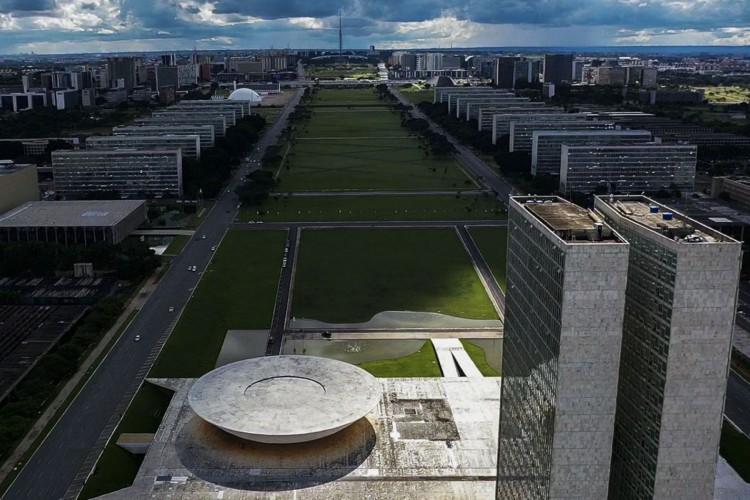 Brasília 60 Anos - Congresso Nacional (Foto: Marcello Casal JrAgência Brasil)
