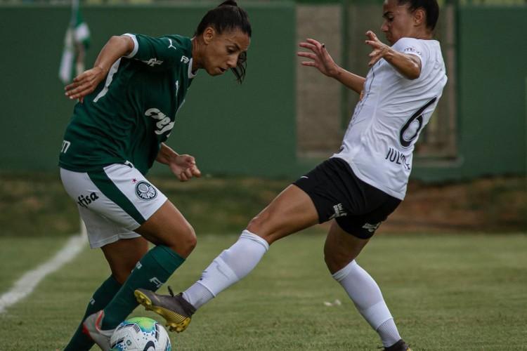 CBF confirma semifinais do Brasileirão Feminino para domingo, em SP (Foto: )