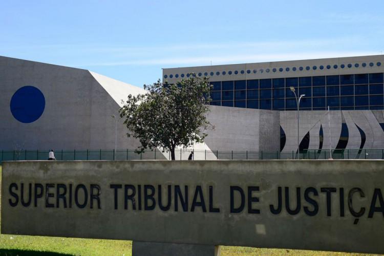 .Fachada do edifício sede do  Superior Tribunal de Justiça (STJ) (Foto: Marcello Casal Jr/Agência Brasil)