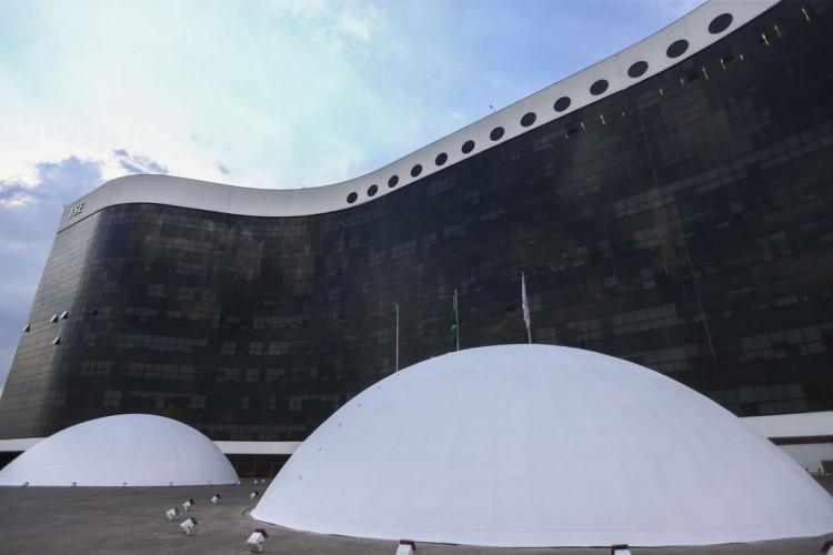 Edifício sede do Tribunal Superior Eleitoral (TSE) (Foto: Marcelo Camargo/Agência Brasil)