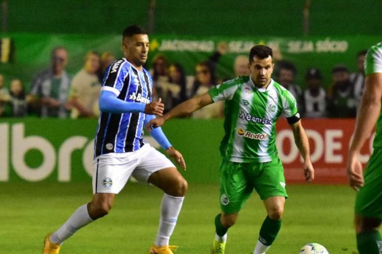 Juventude pressiona, mas Grêmio vence e avança na Copa do Brasil (Foto: )