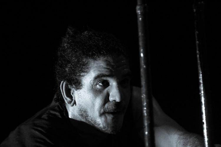 João Paulo Lima, artista escritor da obra