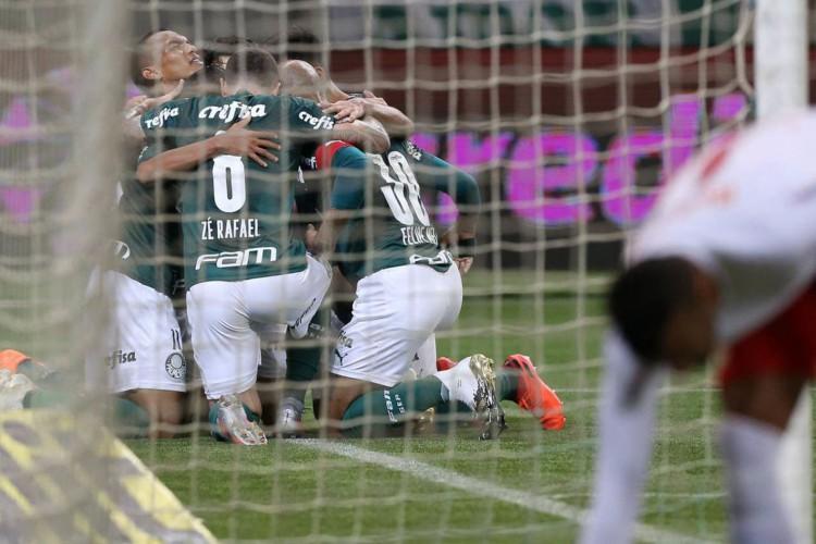 Palmeiras e Bragantino têm jogo decisivo hoje pelo Paulista 2021; veja onde assistir ao vivo à transmissão, provável escalação e horário da partida (Foto: Cesar Greco)