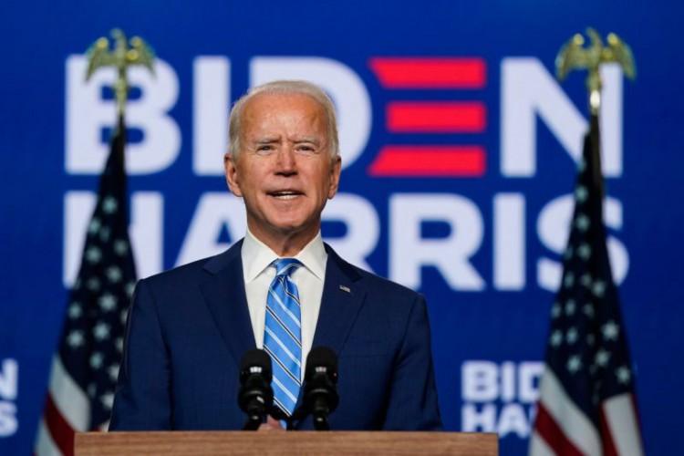 Saiba quem é Joe Biden, atual favorito à presidência dos EUA (Foto: Drew Angerer / AFP)