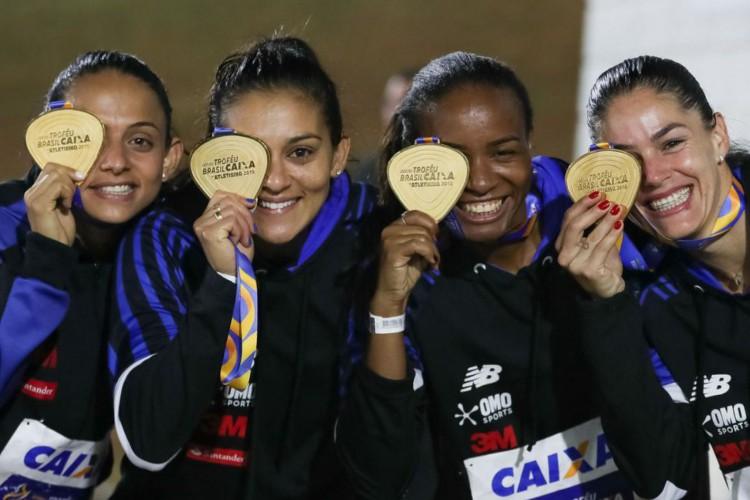 O principal torneio interclubes do atletismo brasileiro e sul-americano está confirmado para 2020. Nesta quinta-feira (5), a Confederação Brasileira da modalidade (CBAt) oficializou a disputa do Troféu Brasil no Centro Olímpico de Treinamento e Pesquisa (COTP), em São Paulo, entre 10 e 13 de dezembro. (Foto: Ricardo Bufolin/ECP)