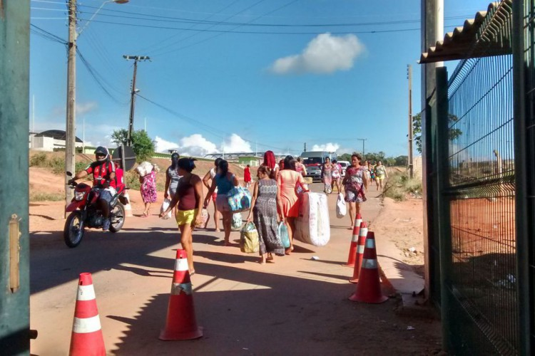 Presídios paulistas retomam visitas presenciais (Foto: )